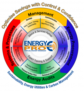 EnergyPro Solutions Matrix